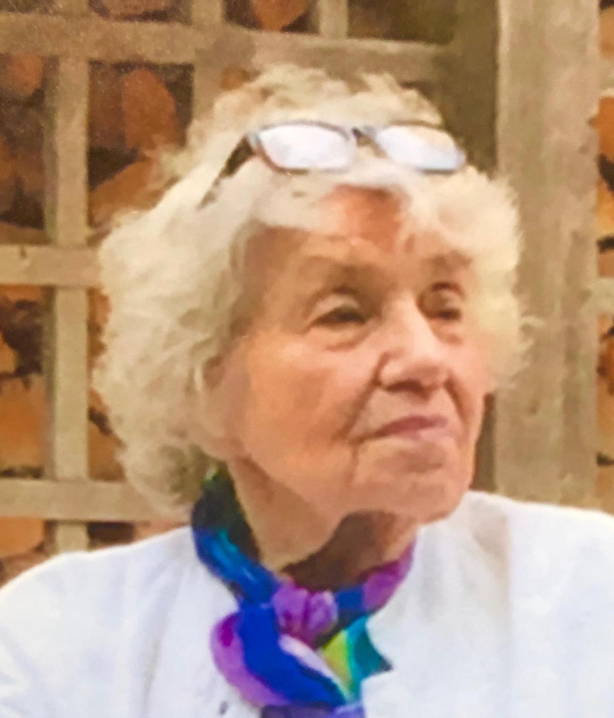 Ruth E. Merritt