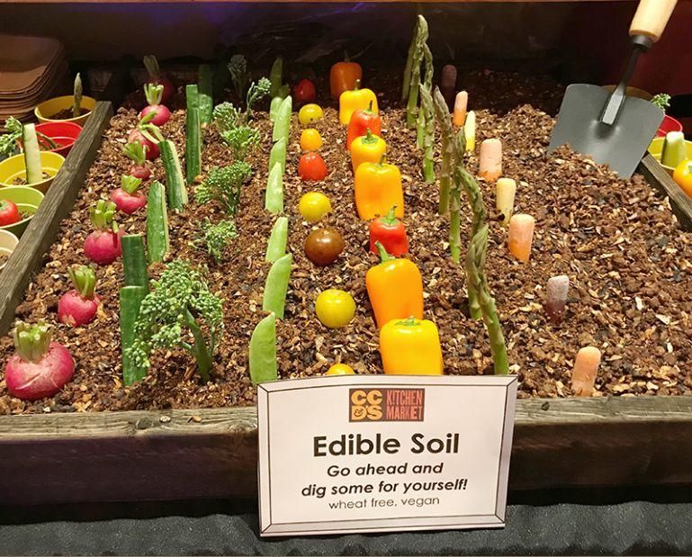 Edible Soil