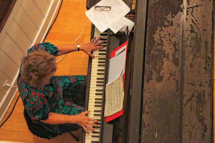 Virginia Eskin: Performing Arts