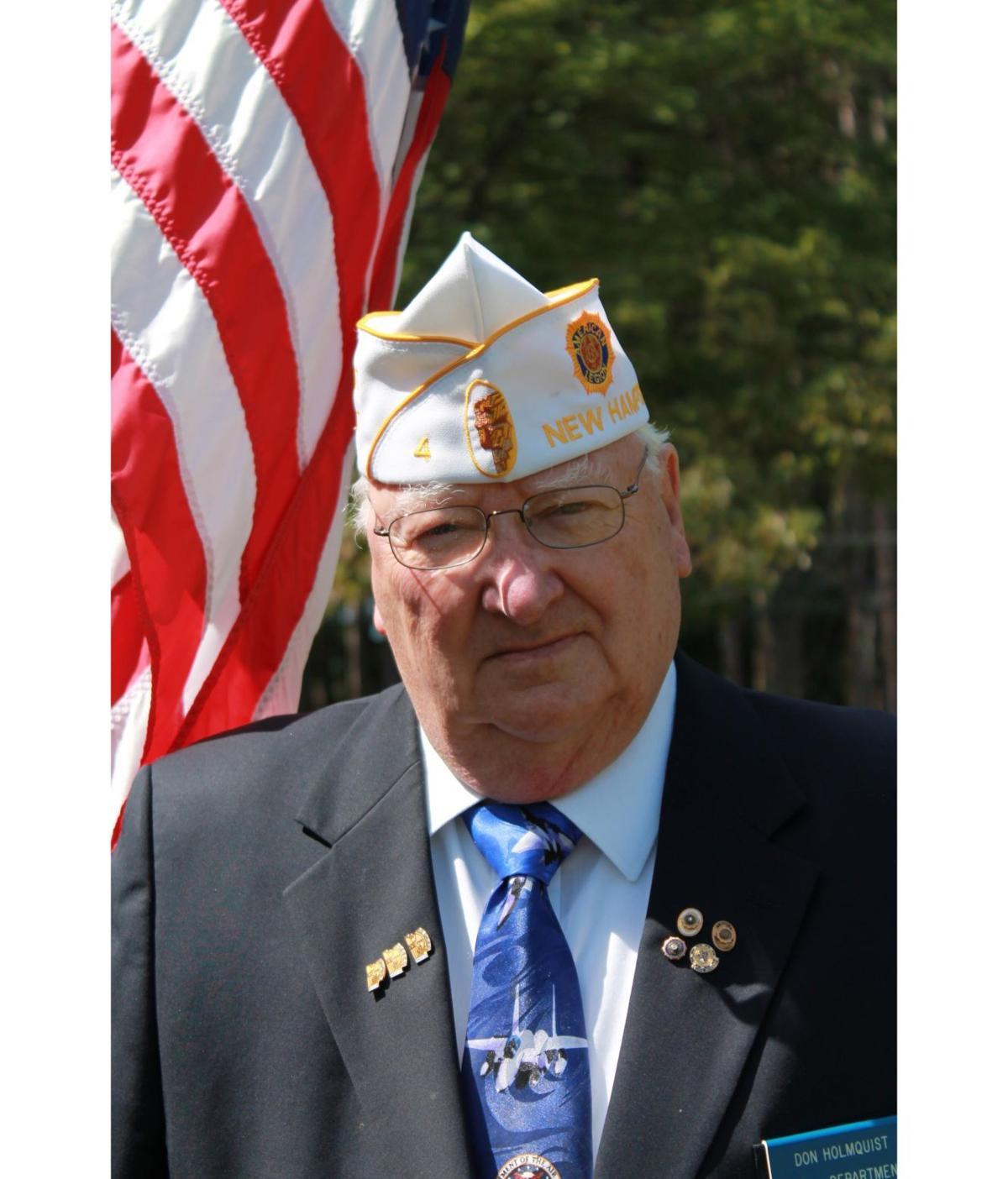 Donald I. Holmquist