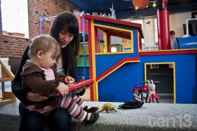 Renovations bring new life and programs to KidsPLAYce