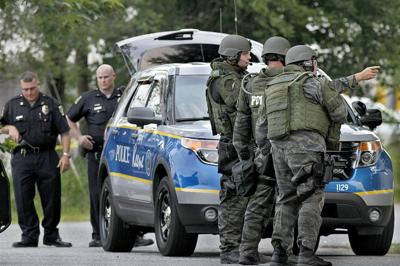 Standoff ends with one dead