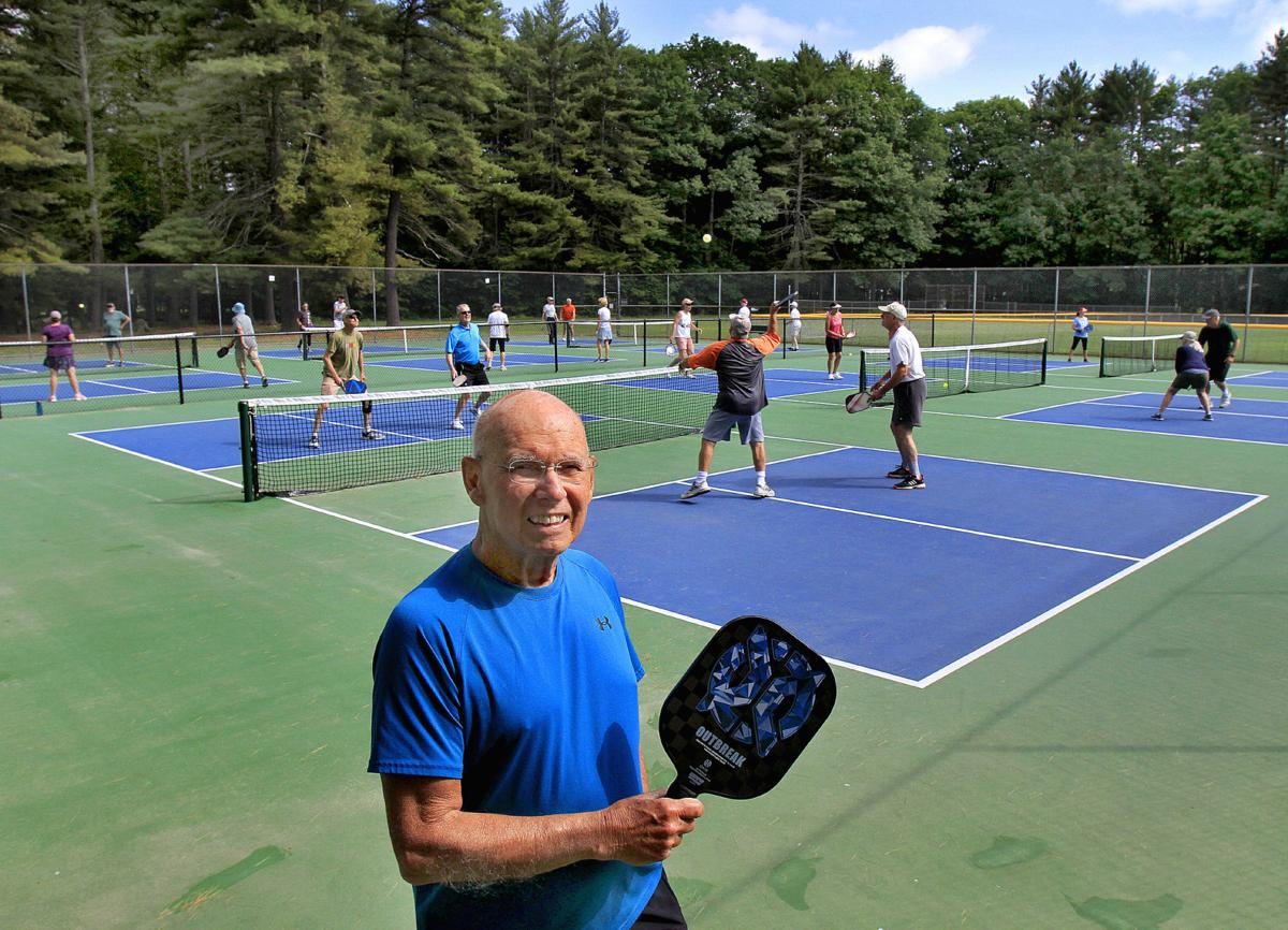 A passion for pickleball