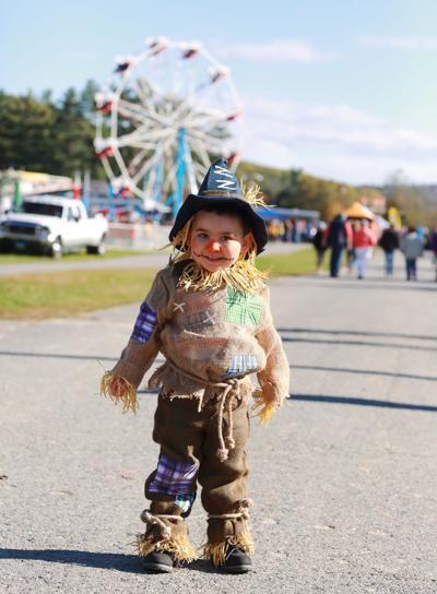 Little scarecrow