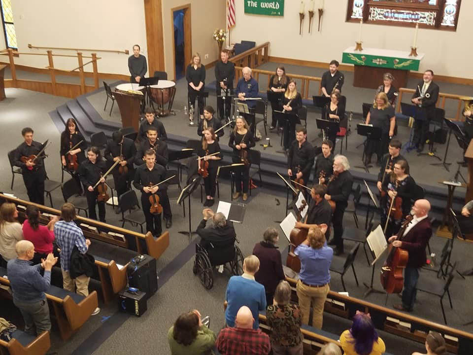 Keene Chamber Orchestra