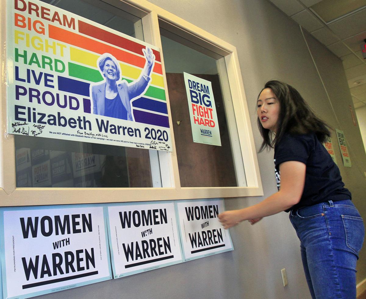 'Women with Warren'