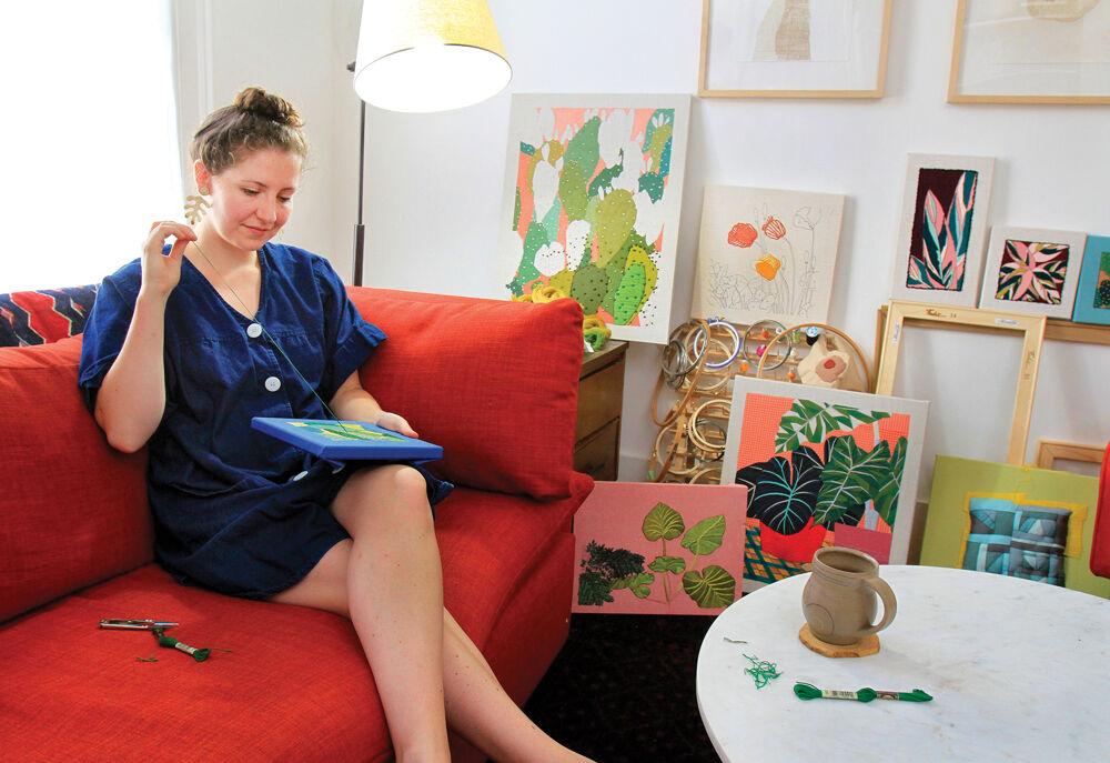 Sarah K. Benning —  Folk/Traditional Arts