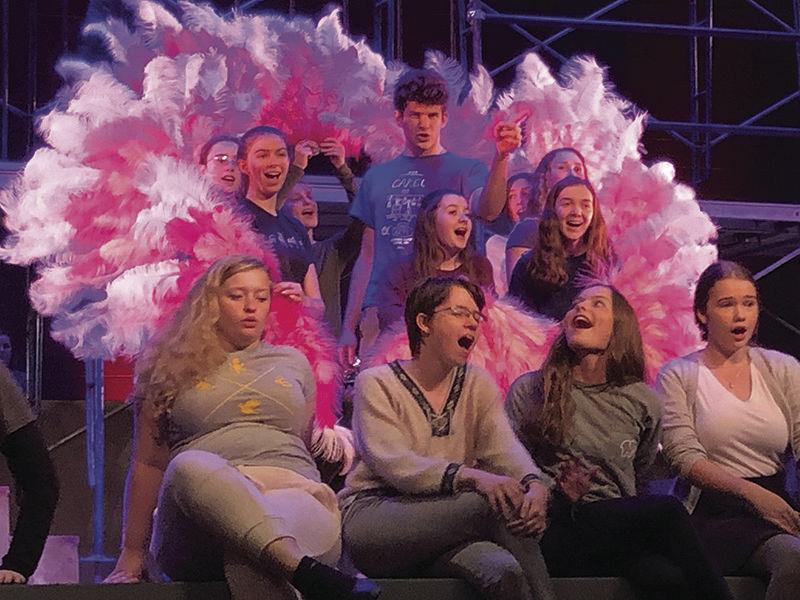 Keene High School Drama Club