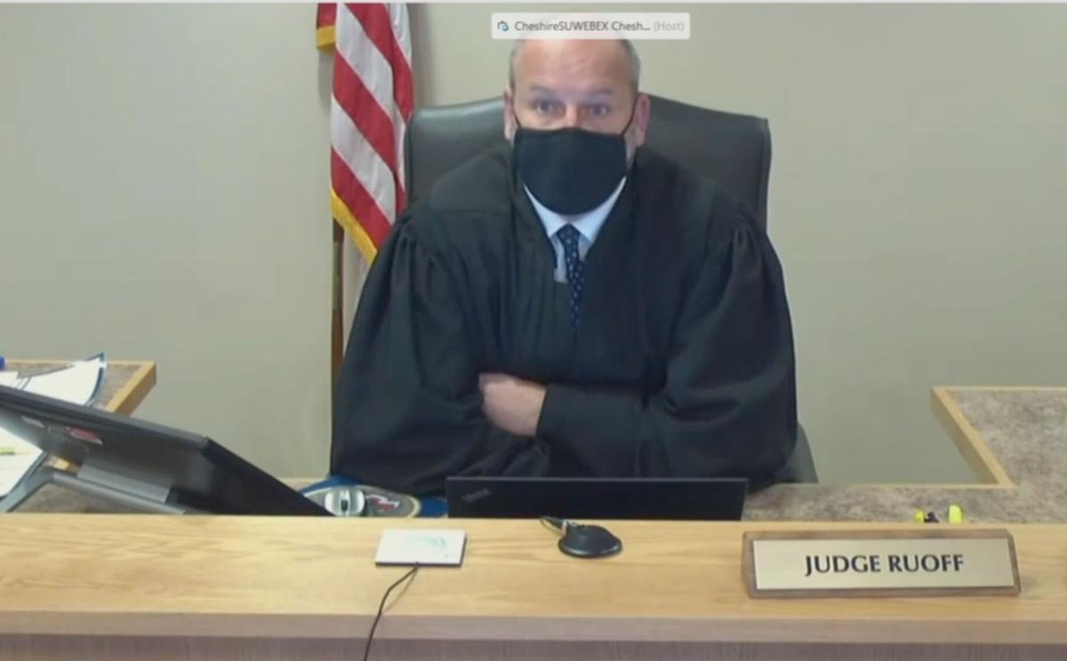 Judge David Ruoff