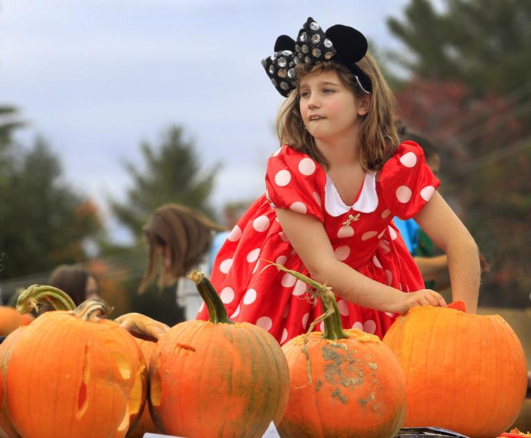 Monadnock Pumpkin Festival celebrates the joy of jack-o'-lanterns