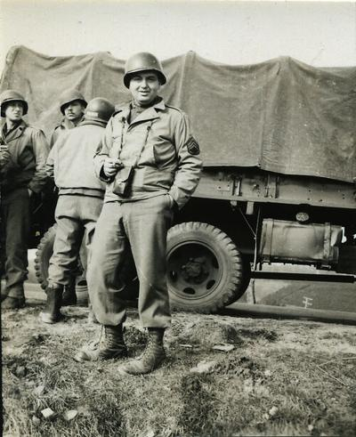 Exhibit at Historical Society Chronicles  Top-Secret World War II Deception Campaign