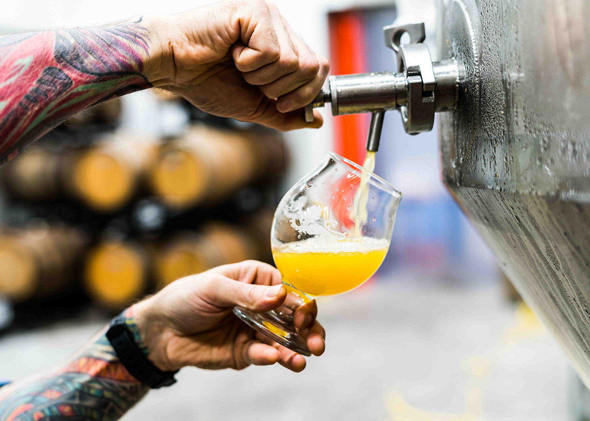 Dry hopping: Putting the bounce in craft beer at two local brewers