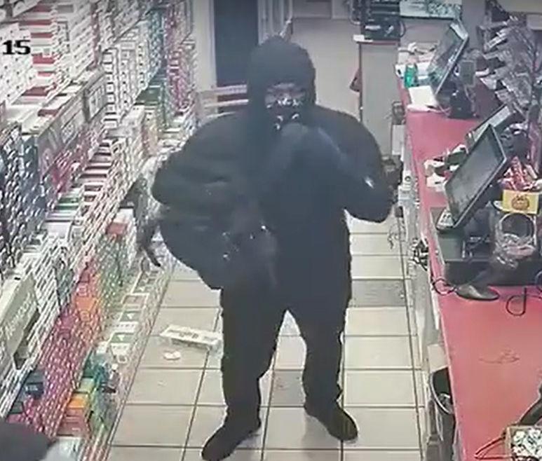 Rindge robbery