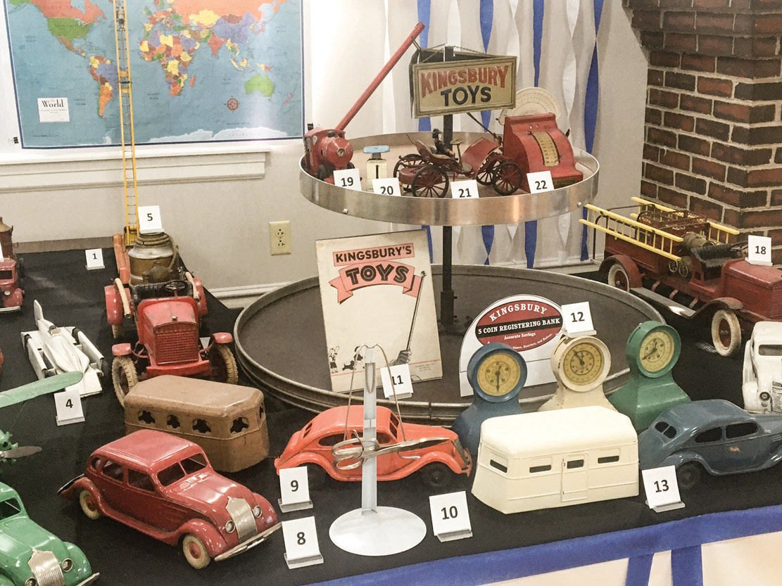 Playtime: Toys Have a Long History in the Region