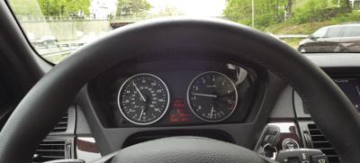 Driving steering wheel