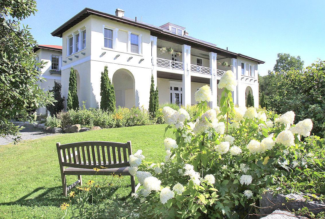 Aldworth Manor in Harrisville