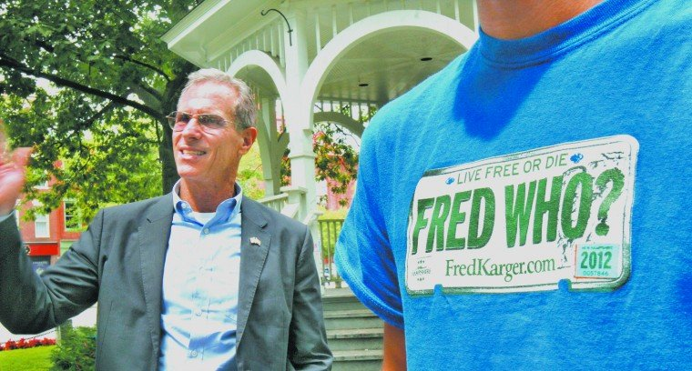 Karger relishes being the alternative choice