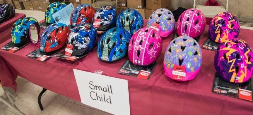 Kiwanis Club of Keene Promotes Child Bike Safety with Kool Wheels Event
