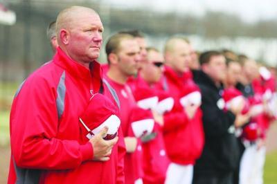 Keene State Coach Ken Howe (copy)
