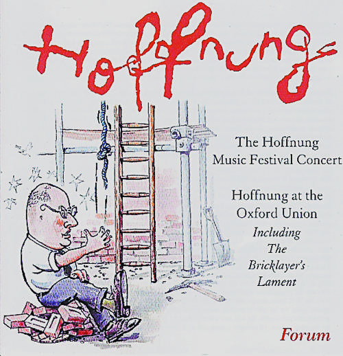 Classical music gets the 'spoof' treatment in Gerard Hoffnung ...