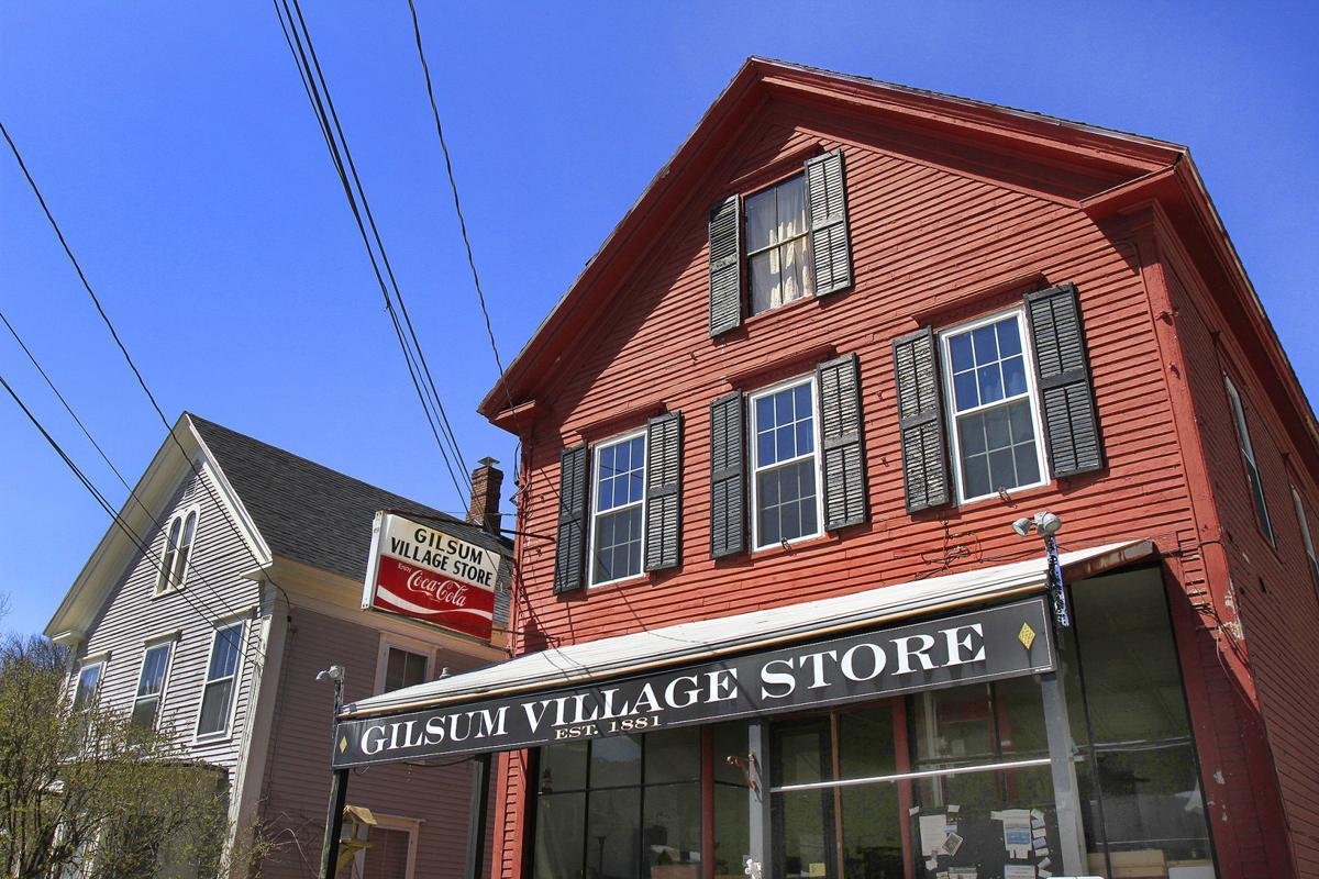 Gilsum Village Store building