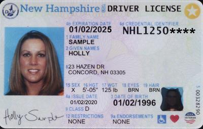 New driver's license