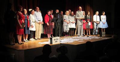 "Walpole Players to present ""Christmas on Air!"" old-time radio show"