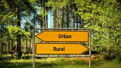 Urban Versus Rural