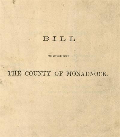 Monadnock County