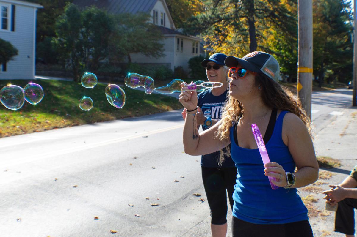 Bringing the bubbles