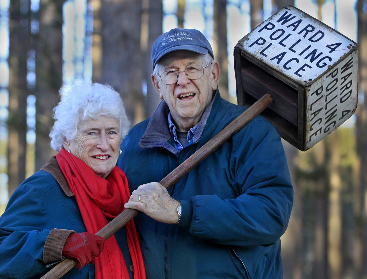 Barbara and David Bohannon
