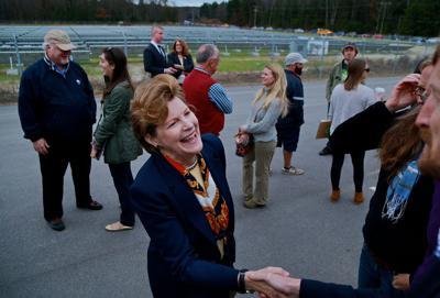 U.S. Sen. Jeanne Shaheen