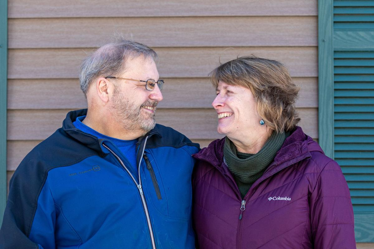 Gary and Holly Lamoureux