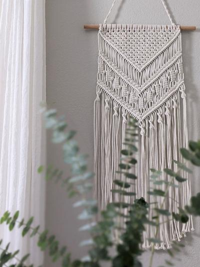 Boho Style is Back and so is Macrame!