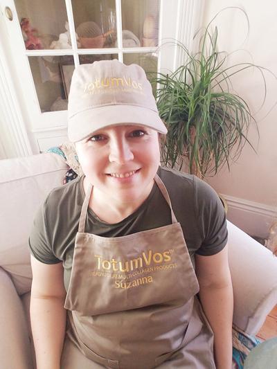Suzanna Kamphuis TotumVos Keene, NH www.etsy.com/shop/TotumVos