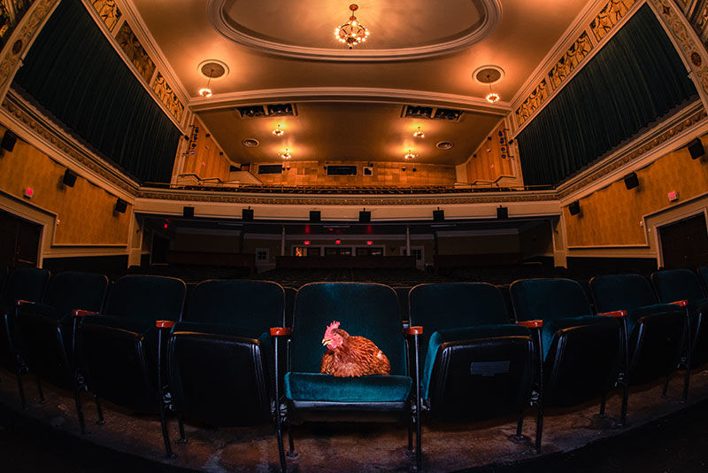 Helen at the Colonial Theatre