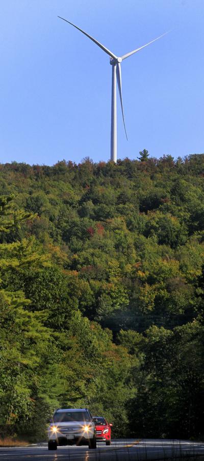 Antrim wind turbine