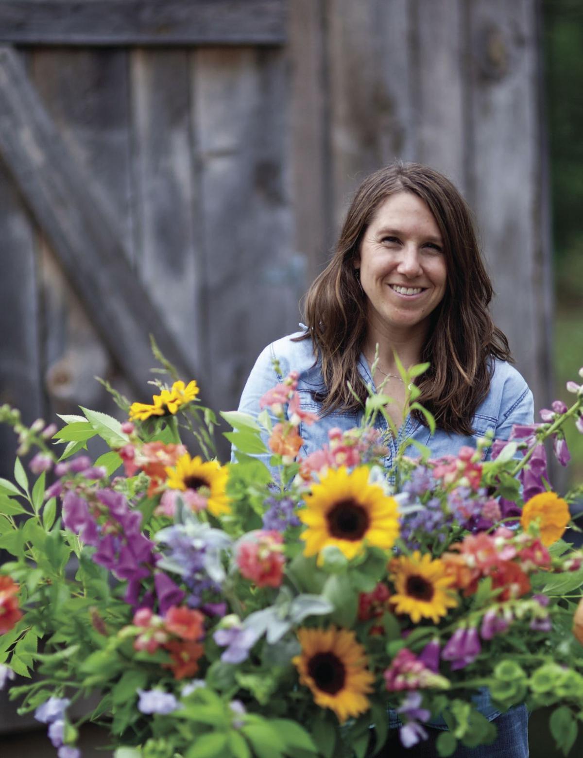 Flower Arranging 101 With Vera Flora Farm