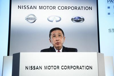 Nissan's pain worsens on 99-percent profit plunge, 12,500