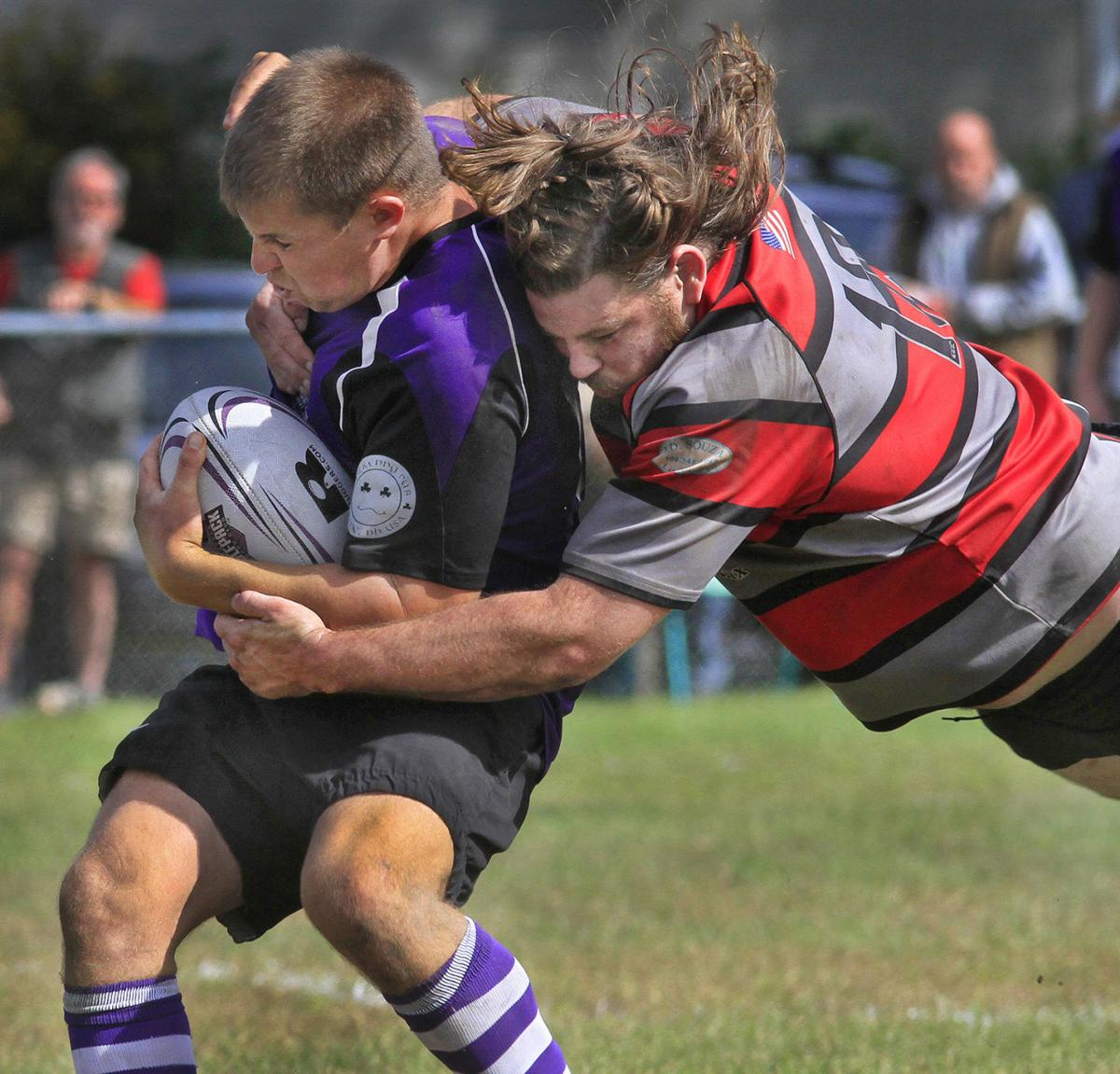 Wolfpack rugby club making its mark in Keene | Local Sports ... on