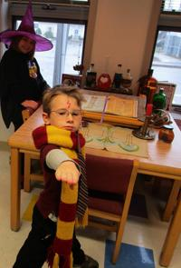 'Harry Potter' fans to celebrate boy wizard's birthday at Jaffrey library