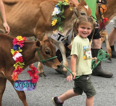 Brattleboro Parade and Festival Highlights Local Farmers and Food