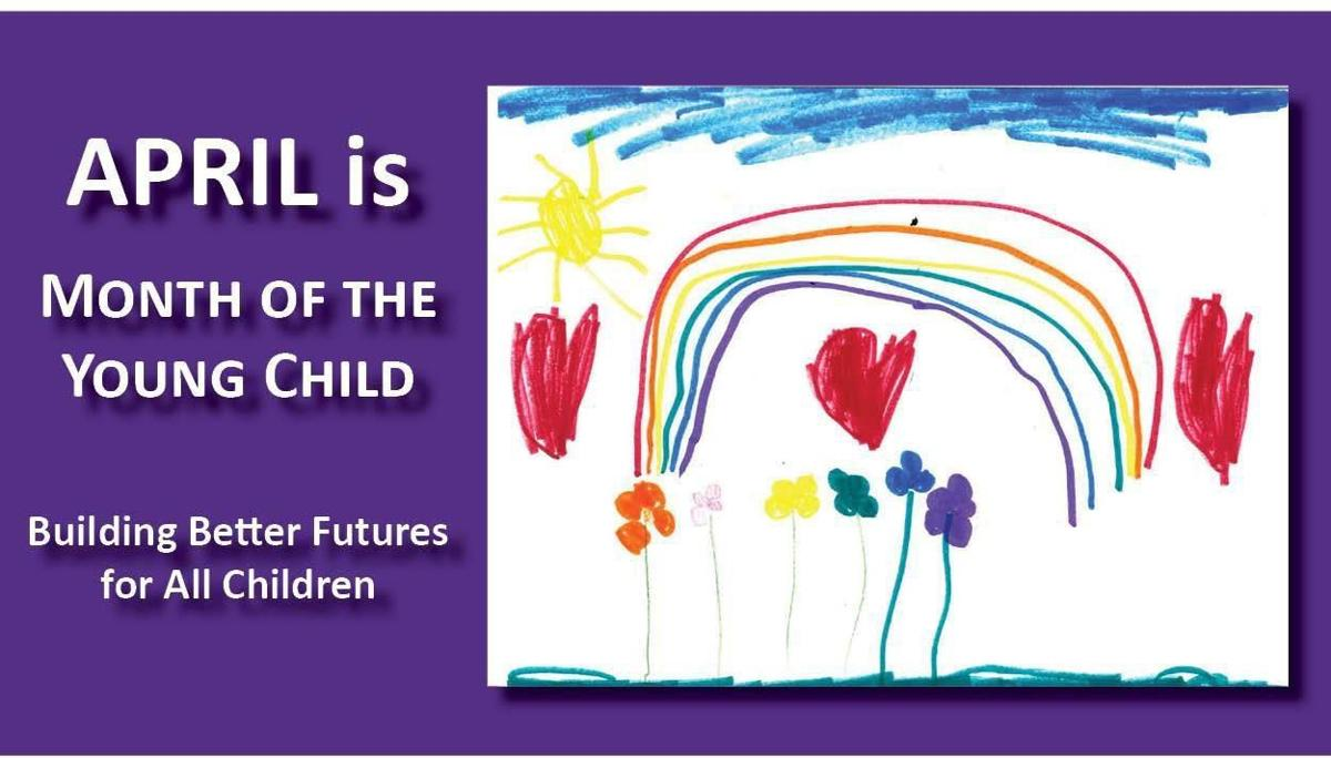 April is Month of the Young Child in Windham County