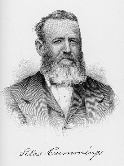 Dr. Silas Cummings