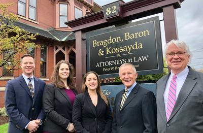 Bragdon, Baron & Kossayda