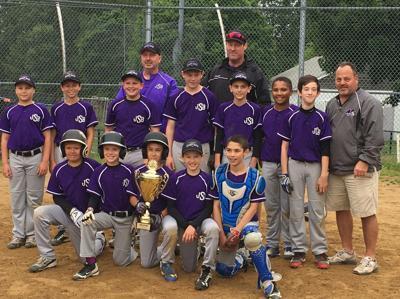 Junior Swamp Bats capture 11U Elite Baseball League crown