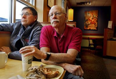 Rick Scott and Ron Butcher