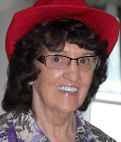 Shirley Evelyn Thomas