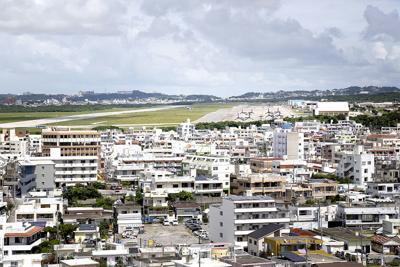 Controversy in Okinawa