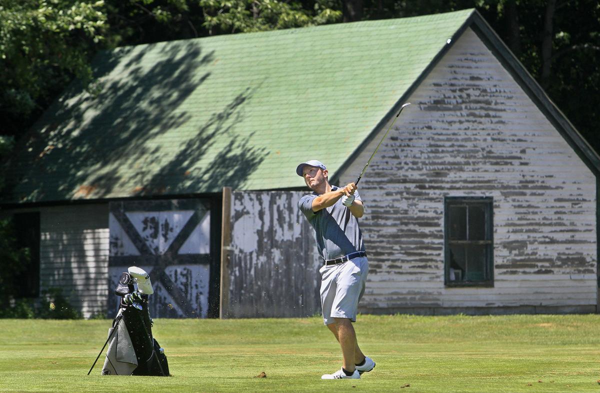 N.H. Amateur: Kohler ties for 15th, feeling confident heading into ...